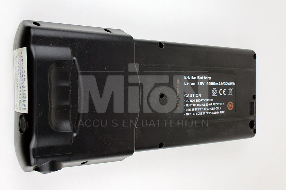E-Bike Battery 9Ah